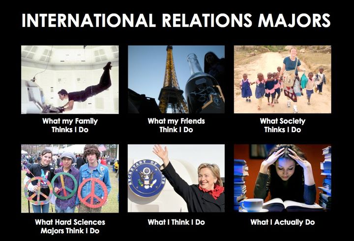 What International Relations Majors Really Do