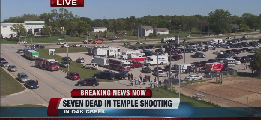 Oak Creek Sikh Temple Shooting